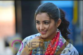 Nela Ticket Telugu Movie Heroine Malavika Sharma Stunning Stills