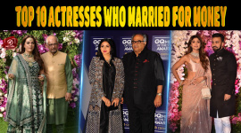 Top 10 Actresses Who Married For Money