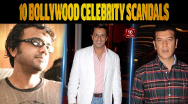 Top 10 Bollywood Celebrity Scandals.