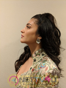 Actress Shruti Haasan In New York Pics