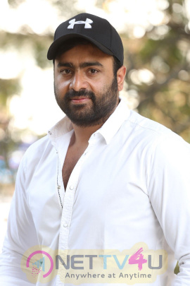 Actor Nara Rohit Good Looking Stills Telugu Gallery