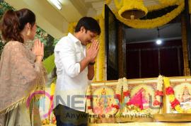 Gopichands 25th Film Opening Photos Telugu Gallery