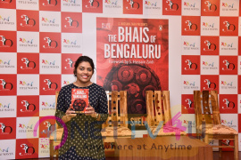 Rohit Shetty Launch Book The Bhais Of Bengaluru Stills