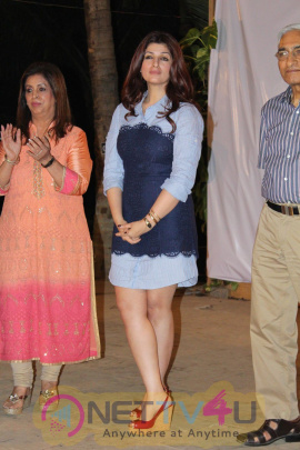 Annual Function Of Angel Xpress Foundation With Twinkle Khanna Stills
