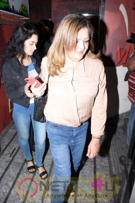 Special Screening For Film Kaabil Cute Pics Hindi Gallery