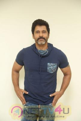 Sketch Movie Press Meet Photos Telugu Gallery