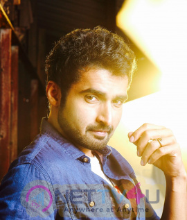 Actor Nandha Durairaj Handsome Images