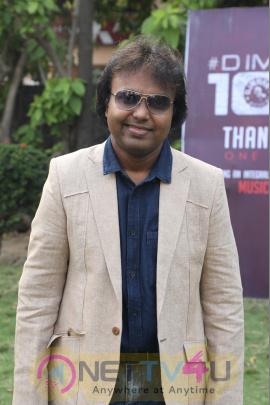 DImman Movie Press Meet Pics Tamil Gallery