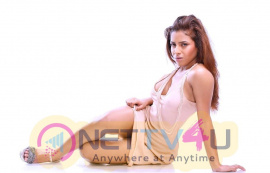 Model Nastiya Roy Artful Stills Kannada Gallery