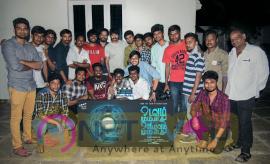Odavum Mudiyadhu Oliyavum Movie Poster Launch Pic Tamil Gallery