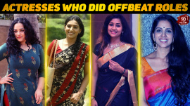 Malayalam Actresses Who Did Offbeat Roles