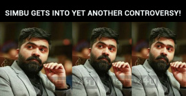 Simbu Gets Into Yet Another Controversy!