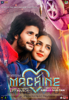 Machine Bollywood Movie Appealing Trailer & Stills Hindi Gallery