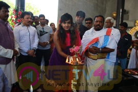 Pongada Neengalum Unga Aatamum Movie Pooja Stills Tamil Gallery