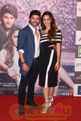 Trailer Launch Of Film Machine With Mustafa & Kiara Advani Photo Hindi Gallery