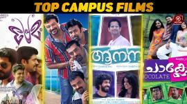 Top 10 Malayalam Campus Films