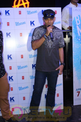 Music Launch Of Movie Blue Mountain With Bappi Lahiri Photos