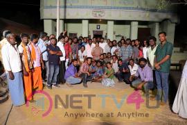 Director Arunraja Kamaraj New Movie Shooting Spot Stills