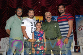 Khanana Movie Teaser Launch Stunning Pics Kannada Gallery