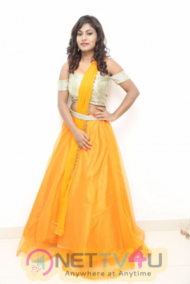 Actress  Priyanka Augustin Cute Images