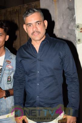 Soha Ali Khan At The Movie Screening At Sunny Super Sound In Juhu