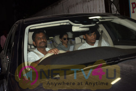 Sonam Kapoor Spotted at Anand Ahujas Wedding