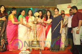 Srimathi Silk Mark Grand Finale Images Telugu Gallery