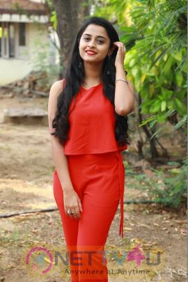 Actress Arthana Binu Lovely Stills
