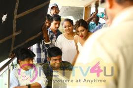 Pantham Movie Working Pics Telugu Gallery