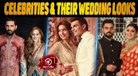10 Bollywood Divas And Their Wedding Looks