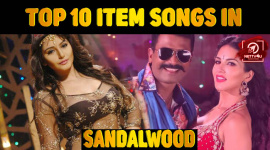 Top 10 Item Songs In Sandalwood