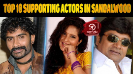 Top 10 Supporting Actors In Sandalwood