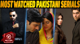 Top 6 Most Watched Pakistani Serials