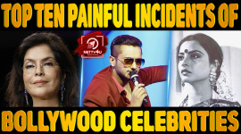 Top Ten Painful Incidents Of Bollywood Celebrities