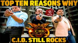 Top Ten Reasons Why C.I.D. Still Rocks