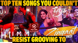Top Ten Songs You Couldn't Resist Grooving To