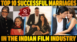 Top Ten Successful Marriages In The Indian Film Industry