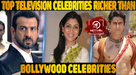 Top Ten Television Celebrities Richer Than Bollywood Celebrities