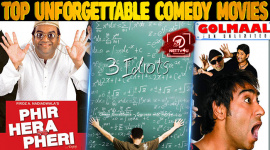 Top Ten Unforgettable Comedy Movies