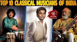 Top10 Classical Musicians Of India