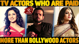 TV Actors Who Are Paid More Than Bollywood Actors