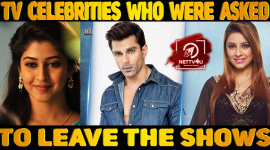 TV Celebrities Who Were Asked To Leave The Shows