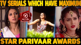 TV Serials Which Have Maximum Star Parivaar Awards