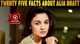 Twenty Five Facts About Alia Bhatt