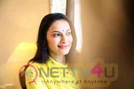 Actress Rethika Srinivas Exclusive Interview Images