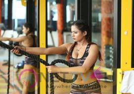 Model Kashish Chopra Lovely Stills