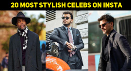 The 20 Most Stylish Celebrities On Instagram
