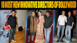 10 Most New Innovative Directors Of Bollywood