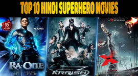 Top 10 Hindi Superhero Movies