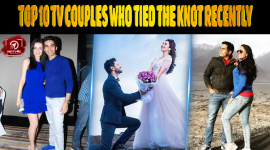 Top 10 TV Couples Who Tied The Knot Recently
